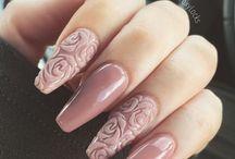 ☁︎ nails