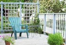 Garden, Landscapes and Outdoor Living / by Sandy Ropka