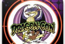 Dragon Con / Items pertaining to the Dragon Con media convention - Labor Day weekend (Atlanta, GA). / by Richard Sanders