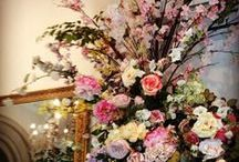 FLORAL Wedding Decor / Wedding floral design and decor #flowers