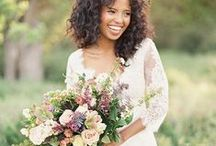 BRIDAL BOUQUETS to love / Beautiful floral bridal bouquets, flowers, and wedding inspiration