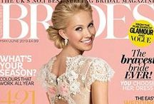 PRESS / Media coverage of Claire Pettibone bridal gown, fine jewelry and accessory collections.