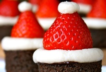 Food-Holiday Treats / by Susie Temple