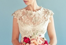 WINDSOR ROSE CHINA Wedding Gown by Claire Pettibone Bridal / by Claire Pettibone