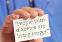 Living with Diabetes  ... / Some good food  and news to look at ... / by Patty Russes