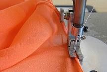 sewing & knitting etc