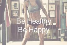 Be healthy, be happy