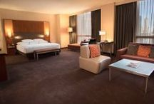 Hyatt   Guestrooms & Suites / Relax and unwind in our sophisticated downtown Chicago guestrooms with city, river and lake views.