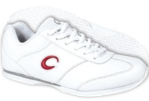 Cheer Shoes & Socks / Spring 2013 collection of cheer shoes and socks at Campus Teamwear