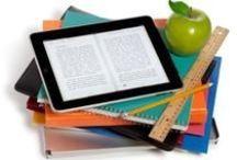 ICT Ipads in het onderwijs / by Juf Marita