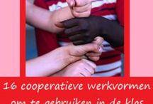 Coöperatief leren  / by Juf Marita
