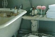 Vintage bathrooms / Ball & claw ...nothing less