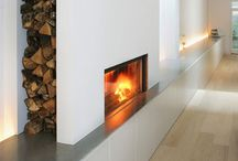 FIRE PLACE / #fireplace #minimal