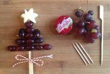 kerstbuffet op school / by Juf Marita