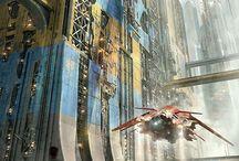 Sci-Fi / by Hiroshi Neya