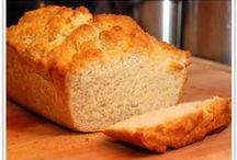 Magic & Pasta: Bread Recipes / BREAD!! / by Meagan Dulany