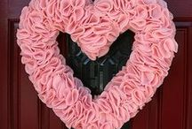 Valentines Day Decorations / Decoration ideas for St. Valentines Day