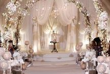 Wedding Receptions | Weddings and Things Inspiration...... / All things wedding to keep you inspired.......