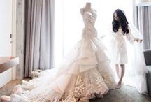Wedding | Its all about the dress....... / It all starts with the dress.............find the inspiration for the dress of your dreams..........