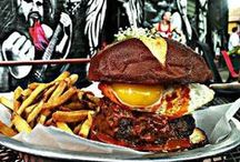 Chicago | Burgers....... Chicago Syle / Why not try the best burgers in the Windy City?  Our City boasts of being the best when it comes to this all American staple... so take a bite out of these....... the best of what Chicago has to offer.... Burgers ....... Chicago Style!!!