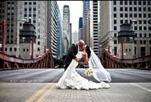 Wedding Receptions | Chicago Themed Wedding / Chicago is a wedding kind of town........ Be inspired to do a Chicago Themed Wedding...