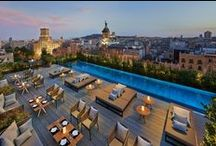 A cat on a Hot Tin ROOF!!!! / Amazing Rooftop bars & restaurants around the world!!