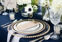 Wedding Receptions | Tablescapes / Table dressings.... find your inspiration!