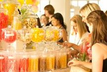 Wedding Receptions | Event Stations, Displays & Bars / Interesting stations, buffets, displays & bars! Discover your unique event inspiration here......