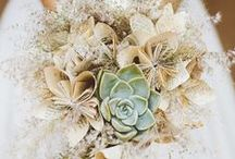 Wedding Receptions | Flowers, Florals, Bouquets and Bright Blooms / Everything that blossoms! Find your floral inspiration here!!!