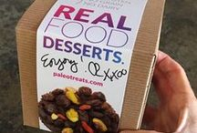 Paleo Treats® @ The Office / Being at work has never been so delicious!