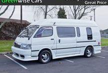 camper ideas / campervans