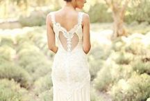 SAMPLE SALE Wedding Dresses / Claire Pettibone Couture and Romantique sample bridal gowns. Wedding dresses from previous collections, and one-of-a-kind designer gowns discounted 40% to 80% off.