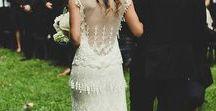 KRISTENE Wedding Dress / Couture wedding dress by Claire Pettibone