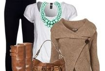 Clothes Addiction! Things that should be in my closet! / by Cindy Brown