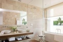 Home - Bathrooms / by Charlie Moucheron