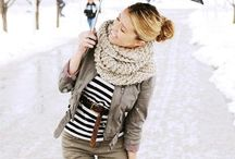 Style !! - Fall / Winter / Cardigans, Boots & Cozyness! / by Charlie Moucheron