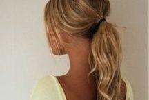Hair Ideas / by Mallory Brey