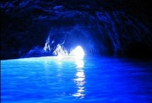 Limestone cave / Cave diving