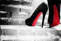 Beautiful shoes - high heel