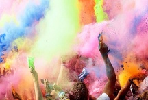 Colour ! & Inspiration ! / by Alina Trip