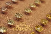 DIY Glitter Projects / by Glitterbug Cosmetics