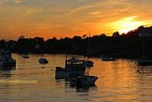 Sunsets / We love chasing sunsets and capturing what we see!  Most of these sunsets are from where we live - in Portsmouth NH and along the NH and southern Maine coast.  Hope you enjoy them as much as we do!