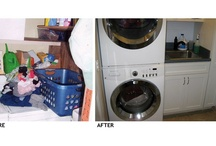 My next laundry room project / by M Ng
