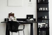 home office / by Gabriela Furtado