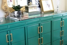 Home ReDo / Ideas to maximize both space and cuteness! / by Yvette Hilaire