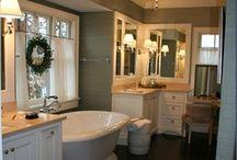 Bathroom Ideas / by Cindy Brown