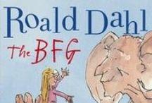 Roald Dahl / We celebrate Roald Dahl Day every year on 13 September, the birthday of the World's No. 1 Storyteller. http://www.roalddahlday.info/ / by Penguin Books Australia