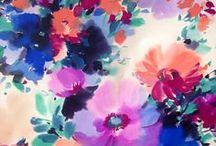 1 Prints: Floral / by Kathy Alexandrovna