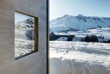 Winter Homes & Getaways / Ski cabins, hidden getaways, and other winter homes we love.