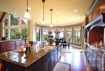 Kitchens / All about kitchens... / by Charissa Knouff